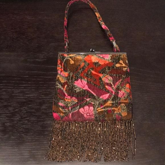 Jeanne Lottie Handbags - Jeanne Lottie Fringe purse